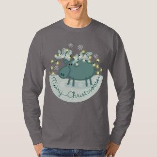 Merry Christmoose Tshirt