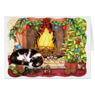 Merry Christmouse - Christmas Greeting Card