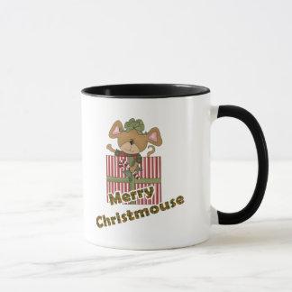 merry christmouse mouse mug