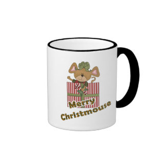 merry christmouse mouse coffee mugs