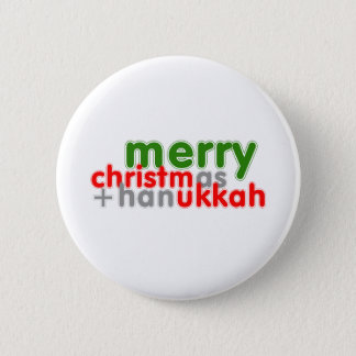 MERRY CHRISTMUKKAH BUTTON