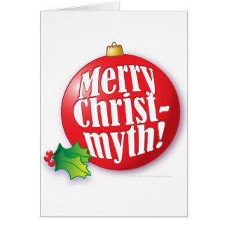 Merry Christmyth! Cards