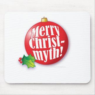 Merry Christmyth! Mouse Pad