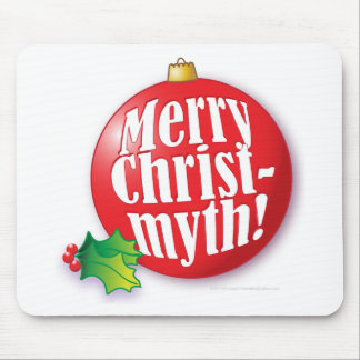Merry Christmyth! Mousepad