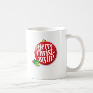 Merry Christmyth! Classic White Coffee Mug
