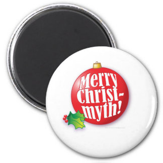 Merry Christmyth! Refrigerator Magnet