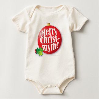 Merry Christmyth! Baby Bodysuits