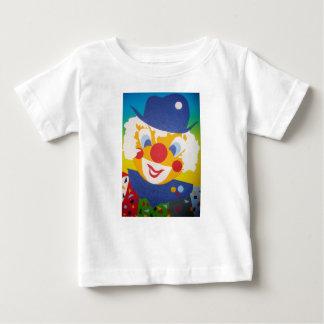 Merry clown of children T shirt