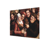 Merry Company, 1562 Stretched Canvas Prints