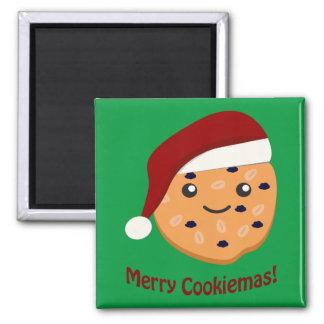 Merry Cookiemas Christmas cookie Magnet