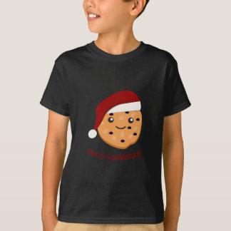 Merry Cookiemas Christmas Cookie T-Shirt