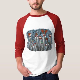Merry Cranes Among Us T-Shirt