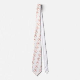 Merry Cristmas Wreath Neck Tie