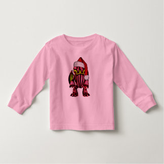 Merry Cthulhu Chistmas Toddler T-shirt