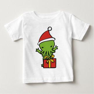 Merry Cthulmas Baby T-Shirt