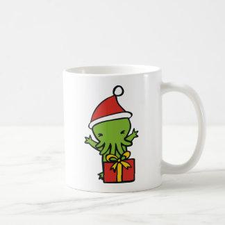 Merry Cthulmas Coffee Mug