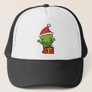 Merry Cthulmas Trucker Hat