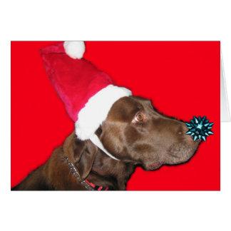 Merry Dogmas! Card