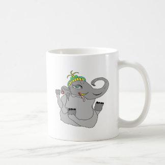 MERRY ELEPHANT 1.PNG COFFEE MUG