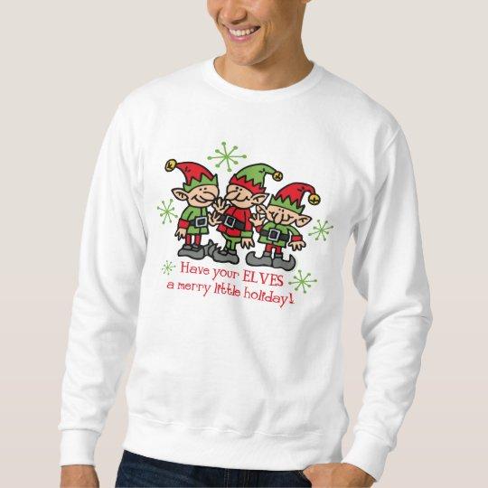 Merry Elves Sweatshirt