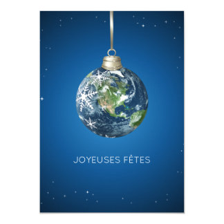 Merry Festivals on the planet Ground Card