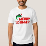 MERRY FISHMAS! TSHIRTS