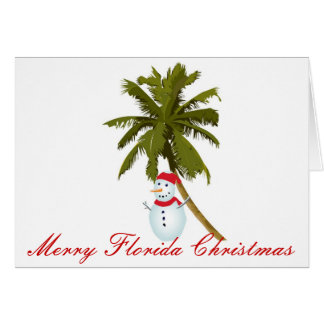 florida christmas cards greeting photo cards zazzle. Black Bedroom Furniture Sets. Home Design Ideas
