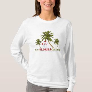 Merry Florida Christmas T-Shirt