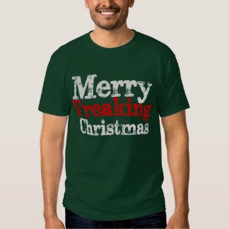 Merry Freaking Christmas T-shirt