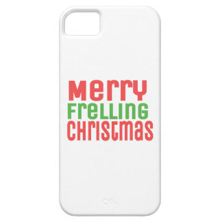 Merry Frelling Christmas! iPhone SE/5/5s Case