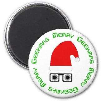 Merry Geekmas Magnet