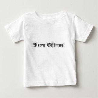 Merry Giftmas! Baby T-Shirt