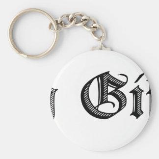 Merry Giftmas! Keychain