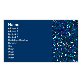 -merry-glitter-blue BRILLIANT ROYAL BLUE SPARKLES Business Card Templates