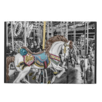 Merry Go Round Carousel Case For iPad Air