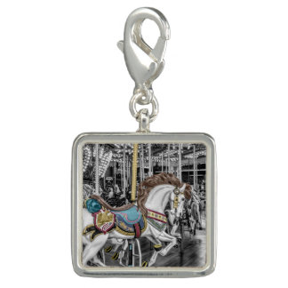 Merry Go Round Carousel Charms