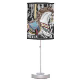 Merry Go Round Carousel Desk Lamps