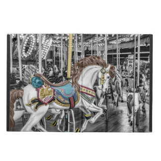 Merry Go Round Carousel iPad Air Cover