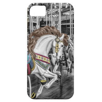 Merry Go Round Carousel iPhone SE/5/5s Case