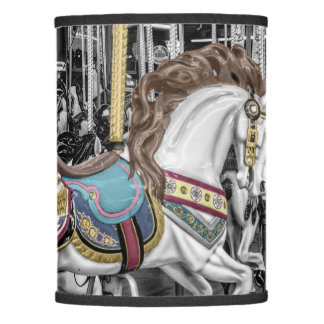 Merry Go Round Carousel Lamp Shade
