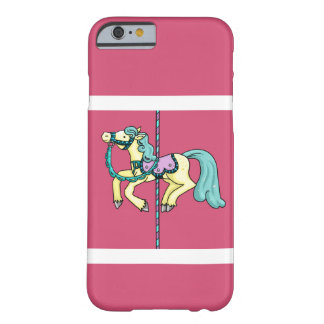 Merry Go Round carousel Pony Barely There iPhone 6 Case