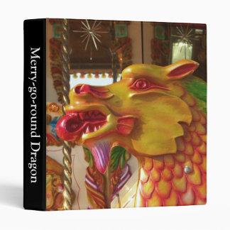 Merry-go-round Dragon Binder