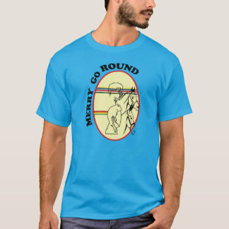 Merry Go Round Men T Shirt