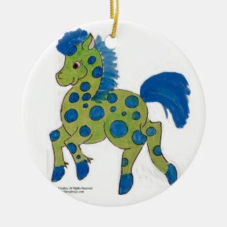 Merry-Go-Round Pony Ornament