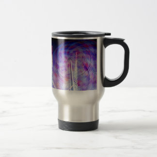 Merry go round travel mug