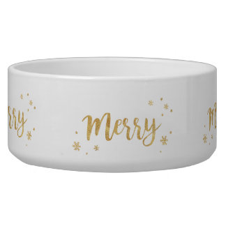 Merry (Gold) Bowl