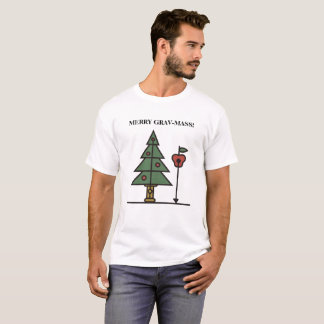 Merry Grav-mass tshirt