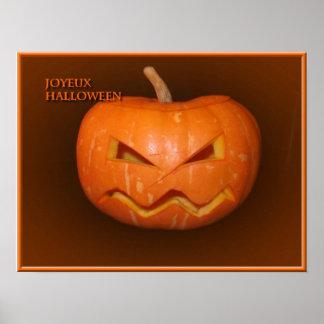Merry Halloween - Poster