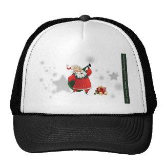 Merry Happy   Christmas Christmas   Joyeux Noël    Trucker Hat