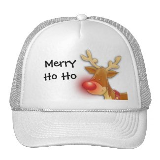 Merry Ho Ho Hat
